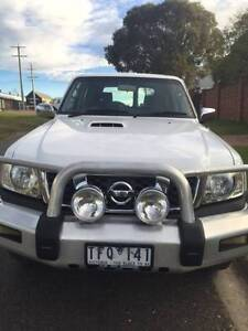 2005 Nissan Patrol Wagon Bairnsdale East Gippsland Preview