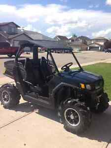 Very Clean, low kms well maintained RZR 800R with lots of extras
