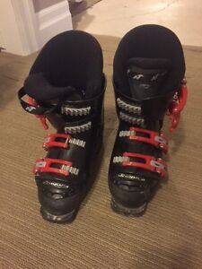 Nordic ski boots size 21.5