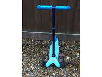 Children Blue Micro scooter