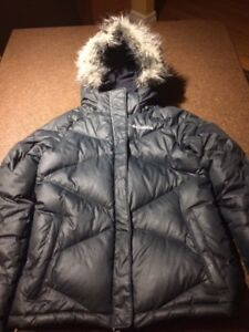 Girls Columbia Winter Jacket