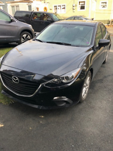 SHORT TERM LEASE TAKEOVER: 2015 MAZDA 3 GS