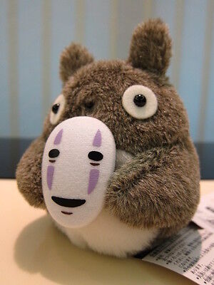 Studio Ghibli My Neighbor Totoro plush doll Spiriting Spirited Away Kaonashi on Rummage