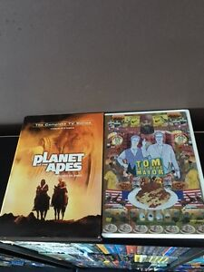 Tom Goes To The Mayor & Planet Of The Apes TV Series