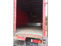 Lorry Body, Red Curtain side, 20ft long 8ft high, 8ft4 wide