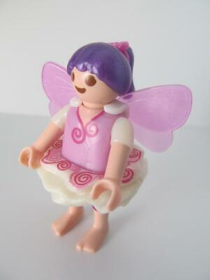 Playmobil fairy figure with purple hair NEW for magic/fairytale/palace sets