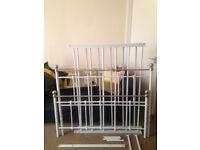 Bed Frame - Metal 1200 x 1900