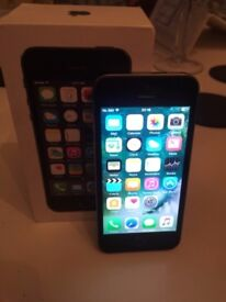 iphone 5s 16gb space grey excellent condition