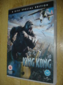 King Kong DVD 2 Disc Special Edition 2006