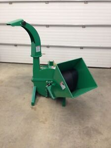 WOOD CHIPPER - BX42S London Ontario image 2