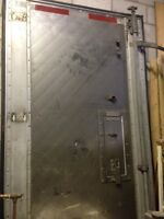 WABASH TRAILER DOOR REEFER UNIT