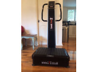Look Fab 2 Vibration Plate For Sale: £850.00 - Hardly Used. Fully Serviced. RRP £995.00