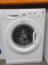 Hotpoint WMAL641 6kg 1400 Spin White A+ Rated Washing Machine 1 YEAR GUARANTEE FREE FITTING