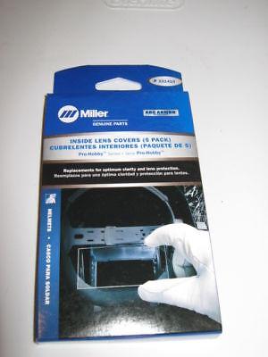 Five Miller Pro-hobby Helmet Inside Lens Cover 231410