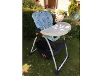 Baby's Chicco High Chair