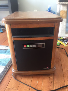 Duraflame Electric Movable Heater