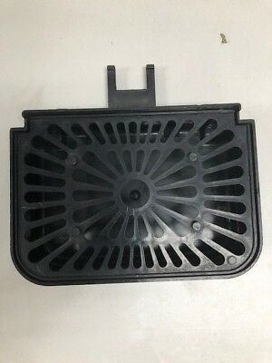 Ugolini Frozen Machine Drip Tray Black -013