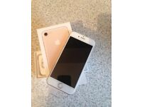 Brand new iPhone 7 32gb gold