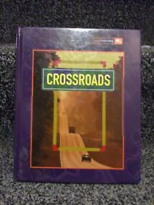 Gage Crossroads Anthropology hardcover textbook