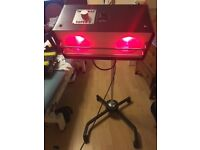 Infra Red Twin Therapy Lamp