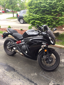 Ninja 650 For $3500