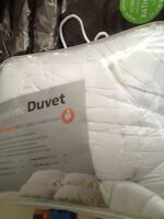 White Down Duvets, Feather Duvets, Silk and Fiber Duvets