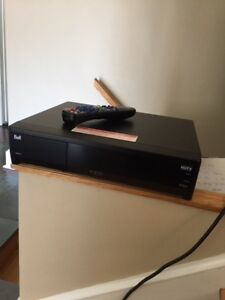 Bell PVR with remote