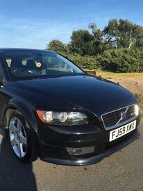 **£3800** Volvo C30 R-Design 1.6d - 59 Plate - 70k miles