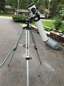 Gently Used Telescope to See the Stars