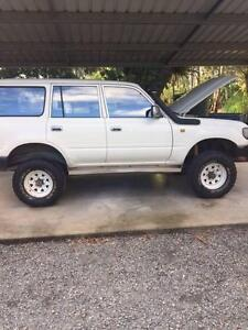 1990 Toyota LandCruiser Wagon Munruben Logan Area Preview