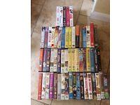 VHS Childrens' films U, PG, 15 etc