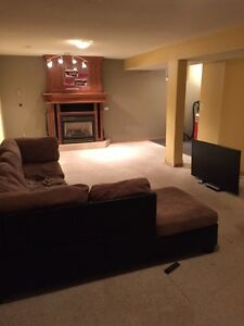 2 Bedroom Basement, Shared Accomodation in Camrose