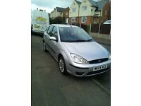 nice clean economical FORD FOCUS 1.4 CL For a quick sale