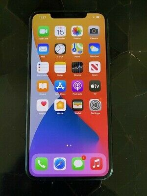 iPhone 11 Pro  64G Unlocked A1905 GSM - Space Gray