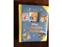 My First Treasury ~ Disney 10 Bedtime Stories Boardbook