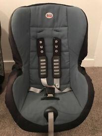 Britax Duo Car seat 9-18kg (£5 each)