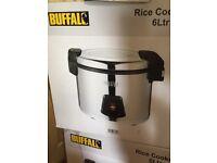 6 Ltr Rice Cooker