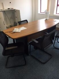 office furniture 2.6 meter quality meeting table