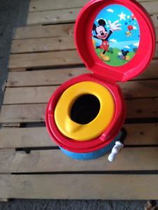 Toilette pour enfant DISNEY