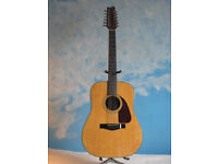 Fender F310-12 12 string acoustic excellent condition