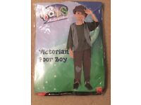 Childrens Victorian Poor Boy Costume