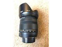 Sigma DC 17-70mm F/2.8-4 Macro HSM OS Lens Nikon Mount