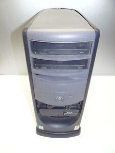 Used-Broken-Dell-Dimension-4400-Windows-XP-Desktop-Computer-Tower-Parts