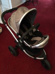 ICandy peach pram - great condition Beaumaris Bayside Area Preview