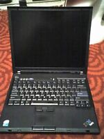 IBM T60 Laptop Core Duo 1.86GHz for Parts