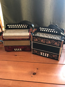 WANTED Button Accordion Keys G/C
