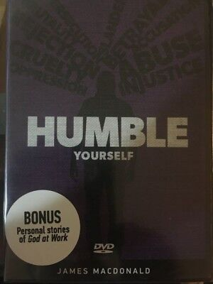 Humble Yourself DVD by James MacDonald