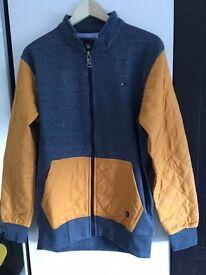 Tommy Hilfiger Men's Full Zipper Sweat Shirt in size Medium