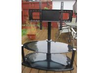 Television stand for 42 inch or larger