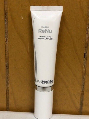 100% AUTHENTIC Jan Marini New Product ReNu Corrective Hand Complex